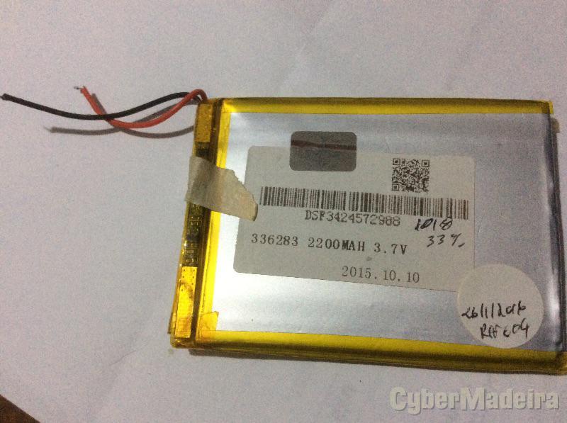 Bateria Tablet 3,7V 2200mAhOutras