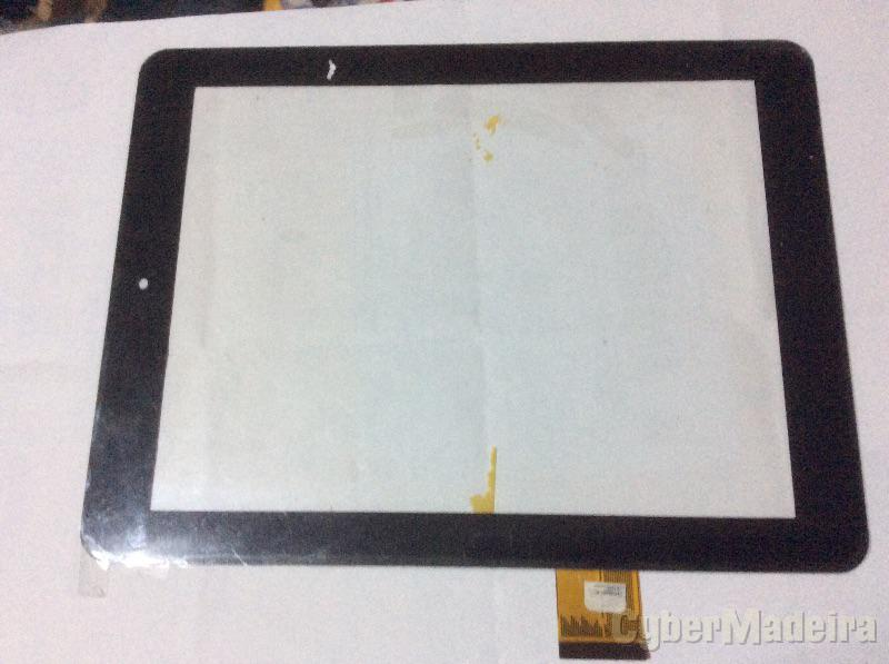 Vidro tátil touch screen 080091-01A V1   CTP080091-01A V1   08009101AV1Outras