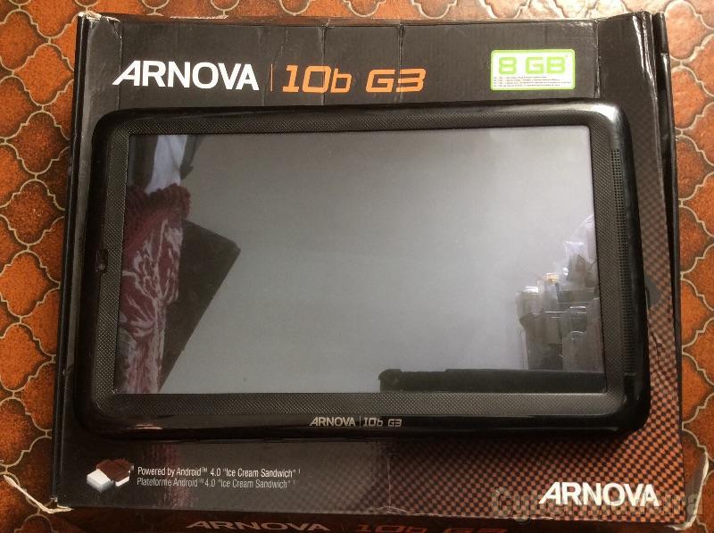 Tablet  Arnova 10B G3 para peçasOutras