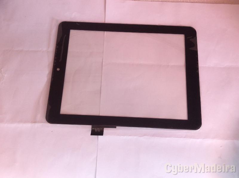 Vidro tátil touch screen tablet Memup Slidepad 808DCOutras