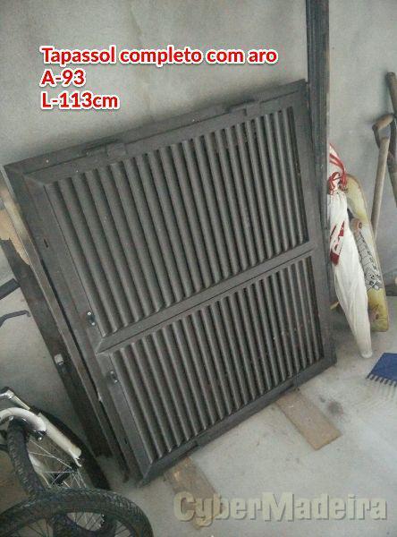 Tapassol aluminio A93XL113CM