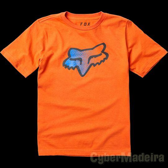 T-Shirt Fox Racing  criança Murc Head Tee
