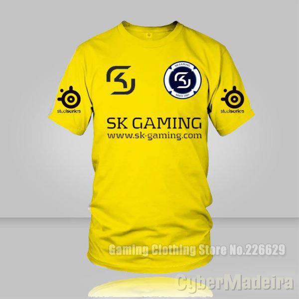 T-shirt sk gaming