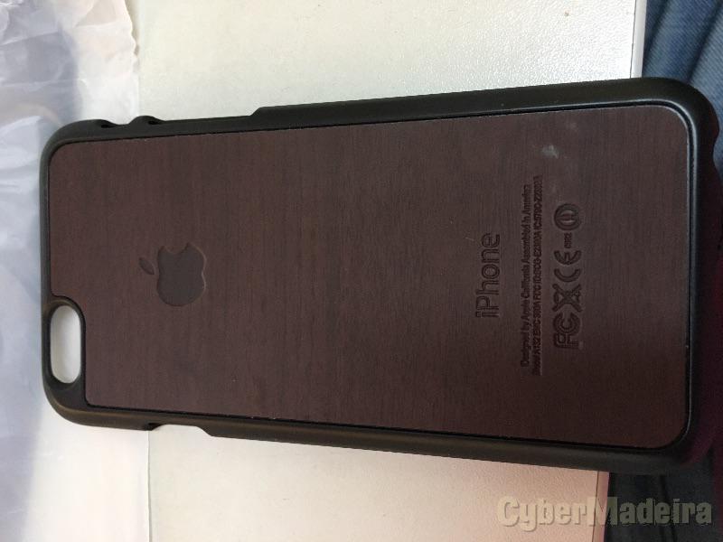 Iphone 6S Vendo capa Apple Lindissíma