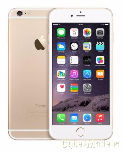 Iphone 6 Plus -  16GB (Dourado)