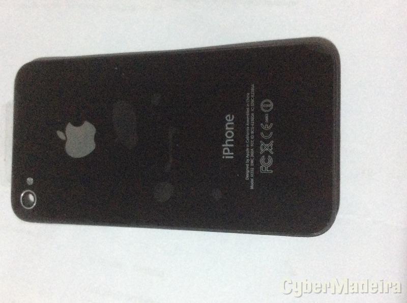 Iphone 4 Tampa traseira da bateria iPhone 4