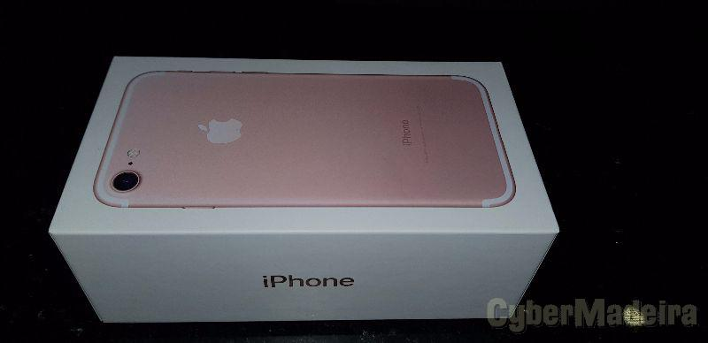 Iphone 6S Plus iPhone 7 rose 32gb