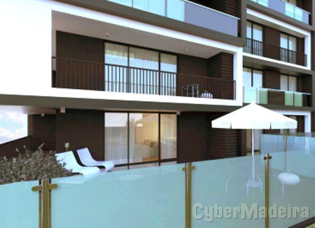 Apartamento T4 para Venda São Martinho, Estrada Monumental