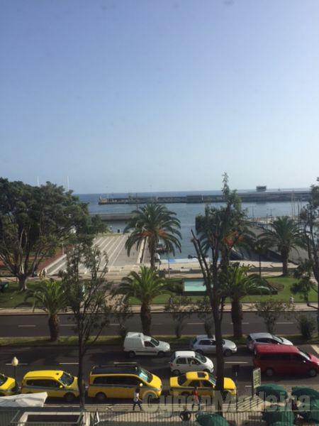 Escritório T2 para Arrendamento Portugal, Ilha da Madeira, Funchal, Sé, Avenida do Infante,