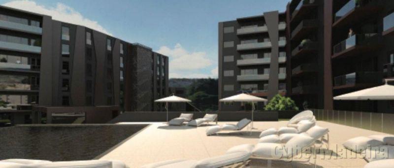 Apartamento T3 para Venda São Martinho, Barreiros
